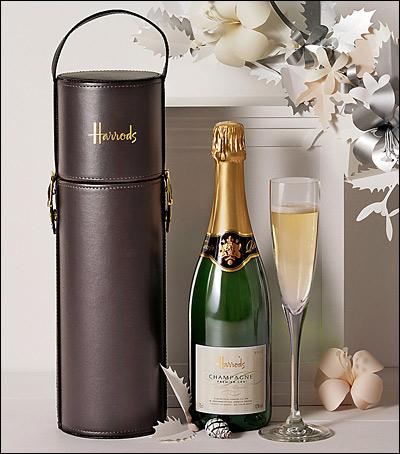 Harrods Champagne Box