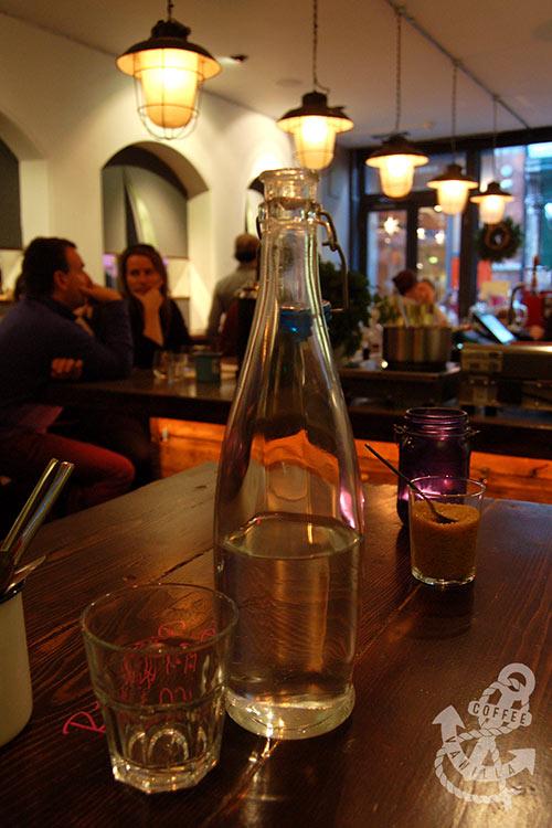Covent Garden tapas bar
