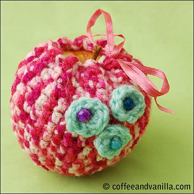 last minute DIY crochet gift idea