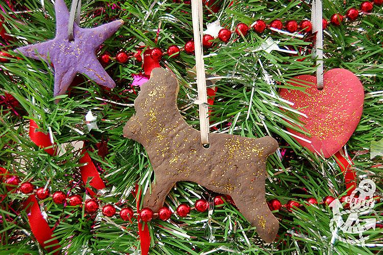 handmade Xmas decorations Christmas tree