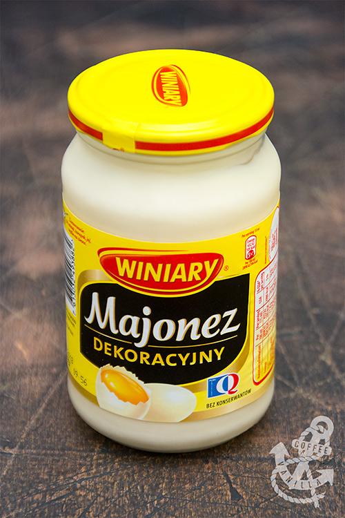 Winiary mayonnaise Polish mayo