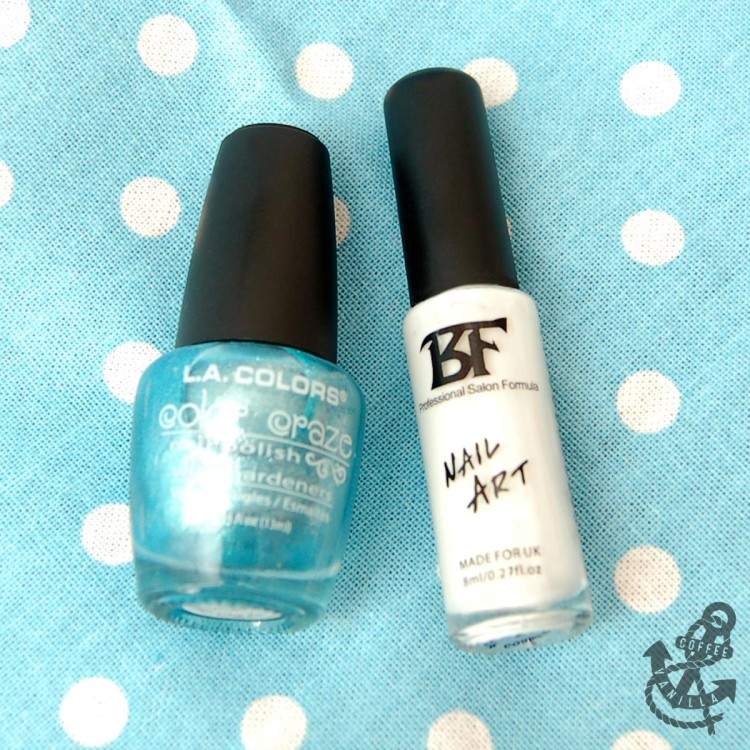 winter colours nail polishes