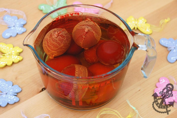 egg dyeing methods