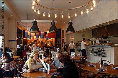 Greek restaurant in London