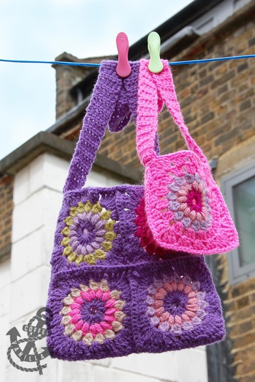 how to make crochet bag