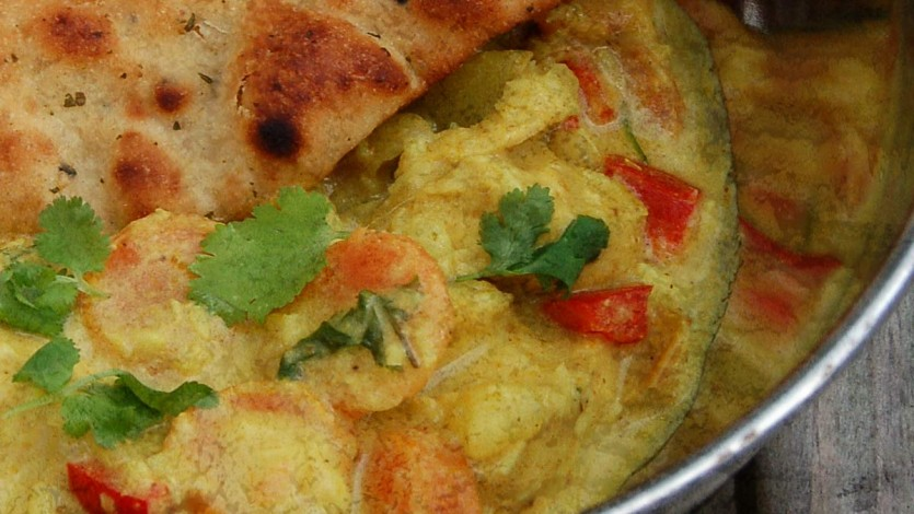 Quick and Easy Chicken Korma Curry From Scratch