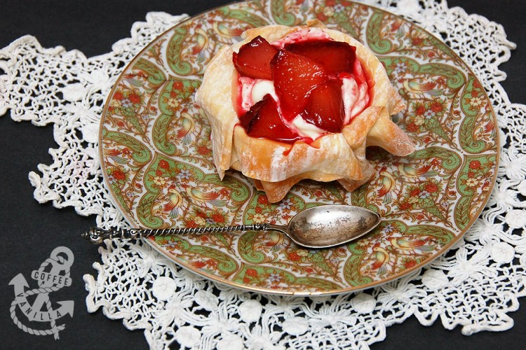 how to bake filo pastry