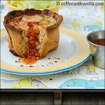 quiche recipe - perfect served warm, at room tempereature or cooled down
