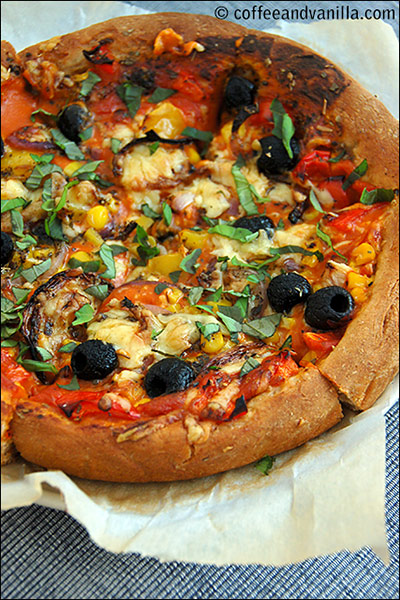quick and easy way to make pizza dough recipe perfect for picnics and parties