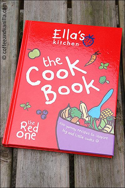 Ella's Kitchen cook book cover