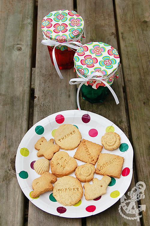 letter press cookies recipe