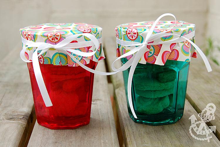 simple recipe for letter press cookies - DIY teacher appreciation gift idea