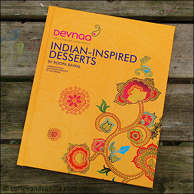 Indian desserts cook book