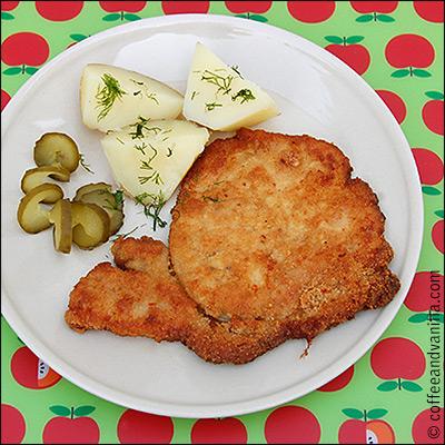 Polish pork dish