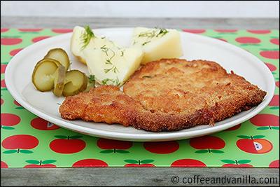 Polish version of schnitzel