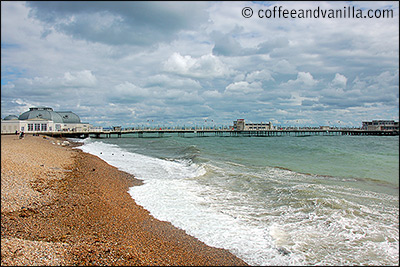 Worthing West Sussex seaside town
