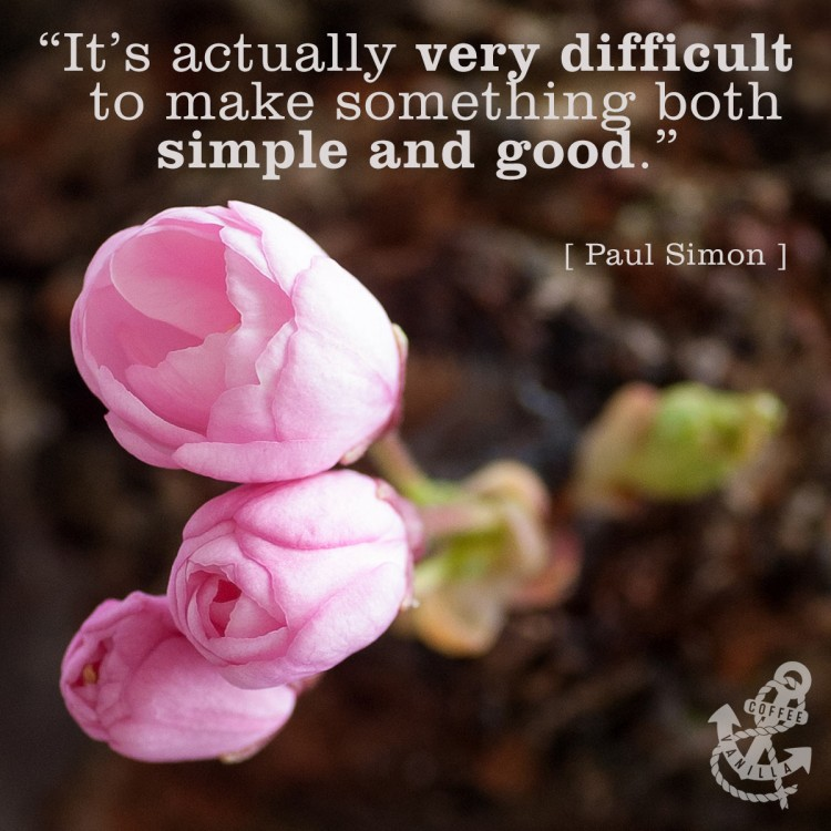simple good quotes