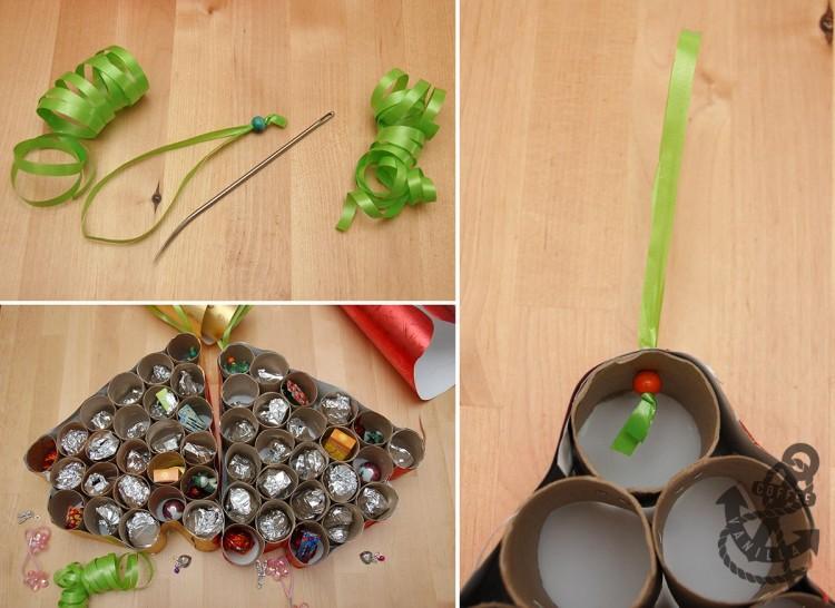 Christmas crafts ideas Polish blogger UK