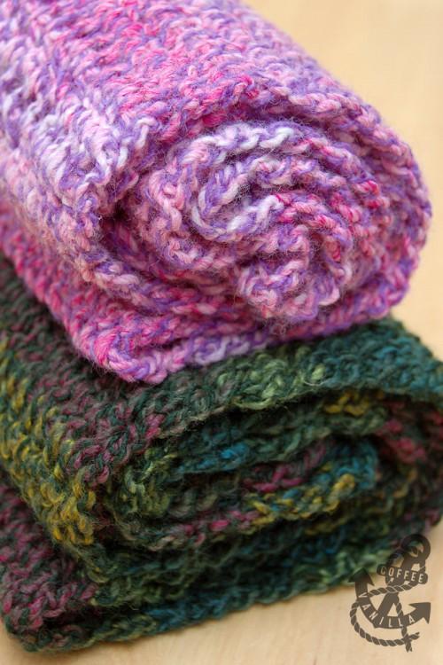James C. Brett marble DK yarn