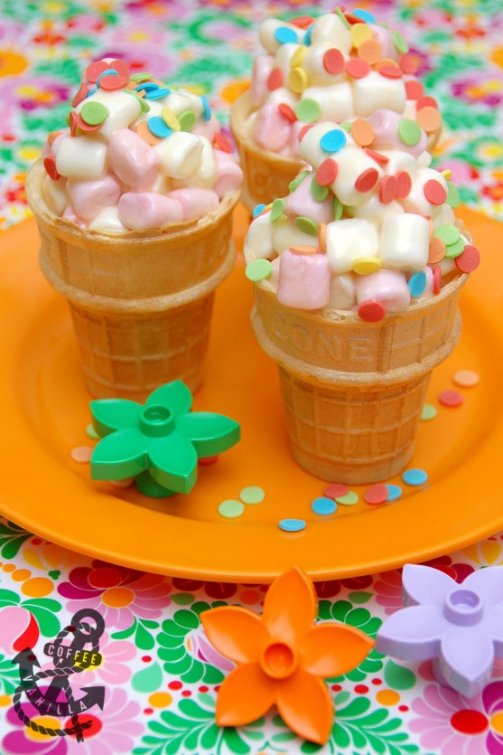 quick and easy marshmallow 15 minute treats for kids
