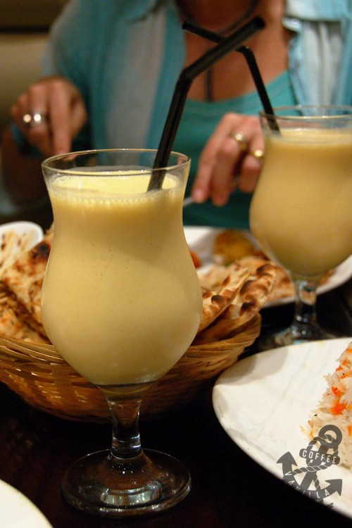 Indian drink lasi
