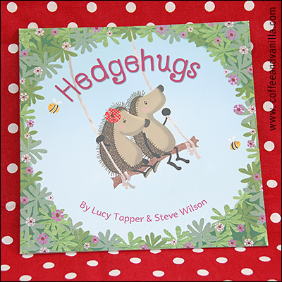cute book about hedgehogs and missing socks