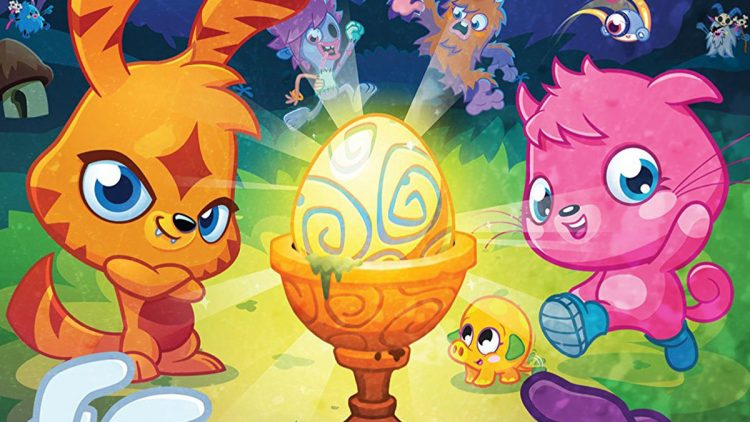 Moshi Monsters The Movie – Review