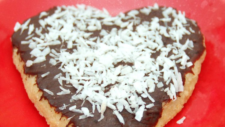 MarissElla's Salted Butter Cookies in Chocolate & Coconut Glaze – Kids' Cooking