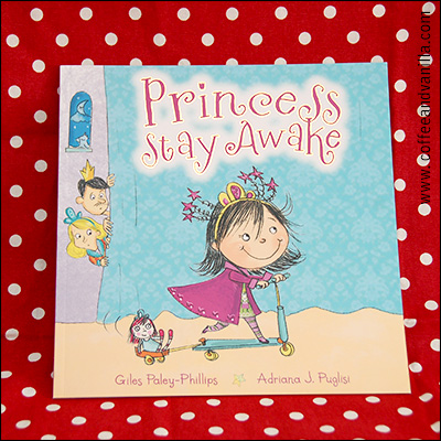 book about little girl who can never fall asleep