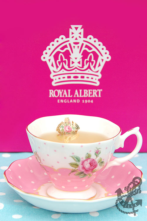 vintage tea cup from Royal Albert