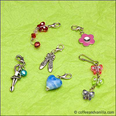 Tibethan silver charms silver plated findings