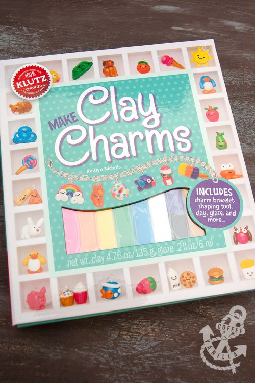 modelling clay set for girls charms jewelery jewelry