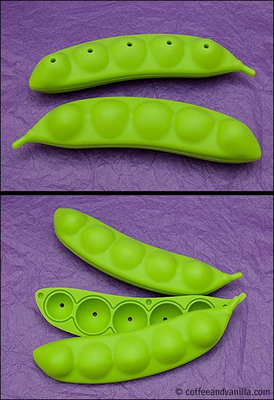 peapod ice tray pea pod cute kawaii