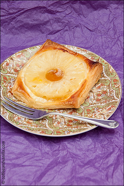 pineapple puff pastry recipe for kids cooking