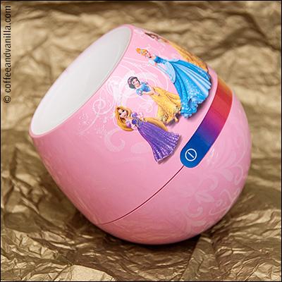 mood light for girls pink princess bedroom