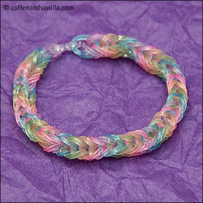 loom bracelet looms rainbow loom glittery looms