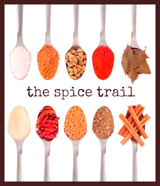 the spice trail badge
