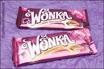 are Wonka chocolate bars real Willy Wonka chocolate bar