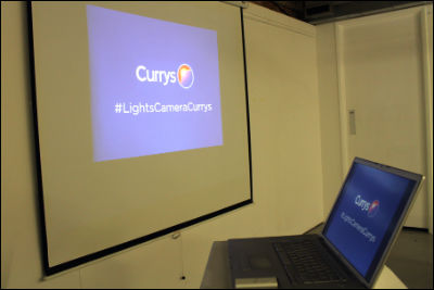 Currys PC World photography workshop Dade Freeman Brighton #LightsCameraCurrys