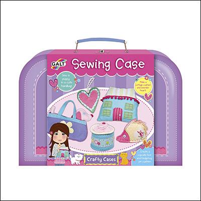 kids children sewing set kit
