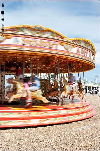 capturing motion merry go round Brighton Currys Dade Freeman