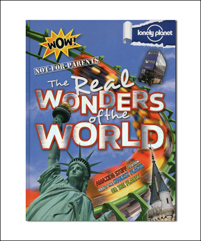 Lonely Planet book for kids