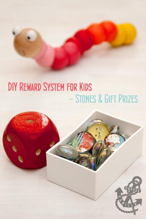 how to make reward system for children