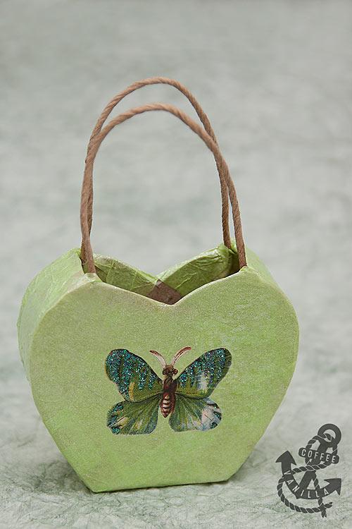 die-cuts decoupage vintage butterflies crafts retro