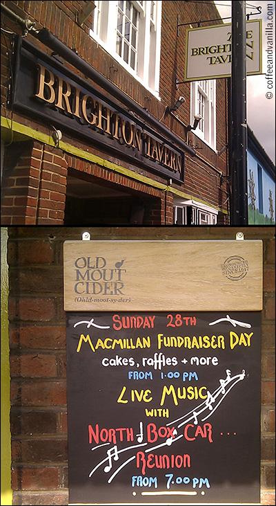 bar live music 99-100 Gloucester Road Brighton Tavern