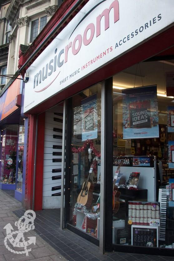 Music Room Brighton branch