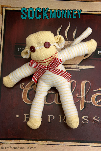 sock monkey tutorial step by step pictures easy craft kids