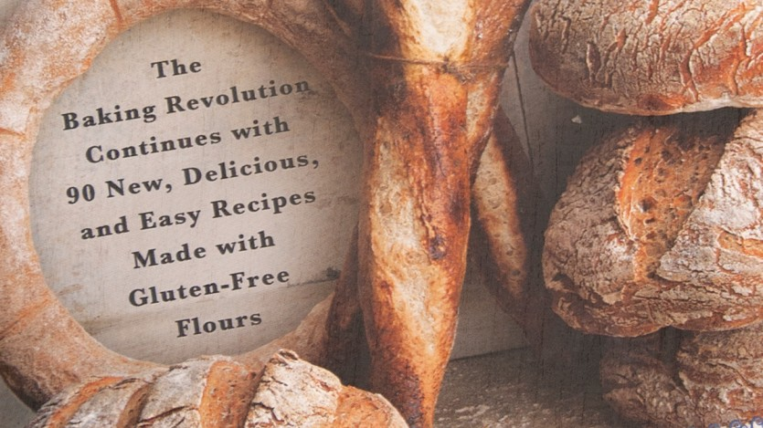 Gluten-Free Artisan Bread in Five Minutes A Day – Book Review