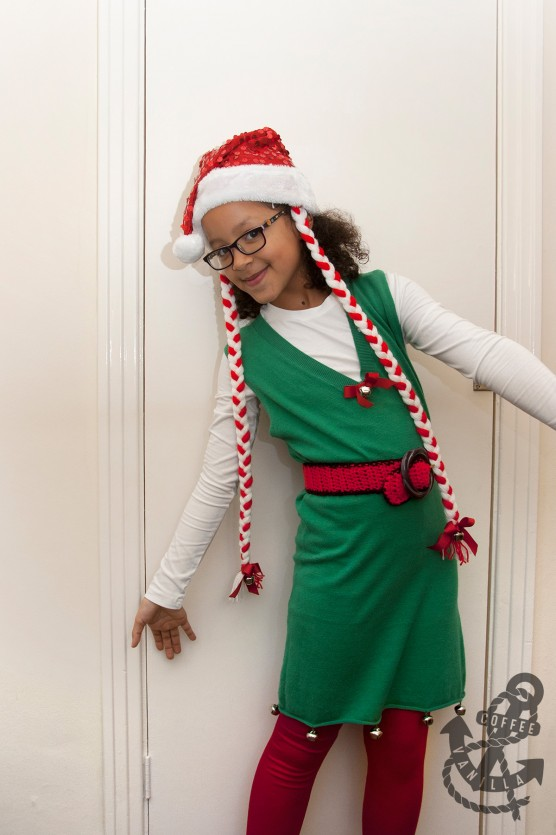 Xmas elf outfit