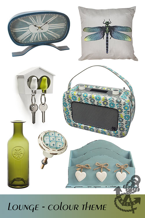 dirty blue grey sea green decor ideas